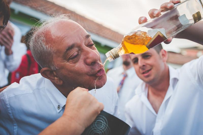 Boda en Pinamar
